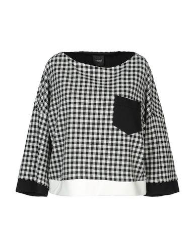 Купить Женский свитер MEM.JS черного цвета