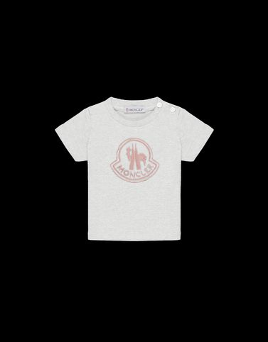 Moncler Baby 0-36 months - Girl Woman: T-SHIRT
