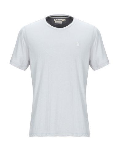 Купить Женскую футболку  светло-серого цвета