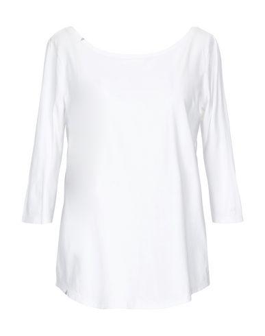 Купить Женскую футболку SUN 68 белого цвета