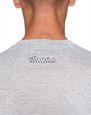 "LANVIN Polos & T-Shirts Man GRAY ""SILENT MUSIC"" T-SHIRT    f"