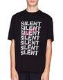 """ブラック """"MULTI SILENT"""" Tシャツ   - Lanvin"""