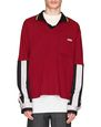 LANVIN Polos & T-Shirts Man POLO WITH REMOVABLE SHIRT SLEEVES     f