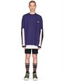 LANVIN Polos & T-Shirts Man T-SHIRT WITH REMOVABLE SHIRT SLEEVES f