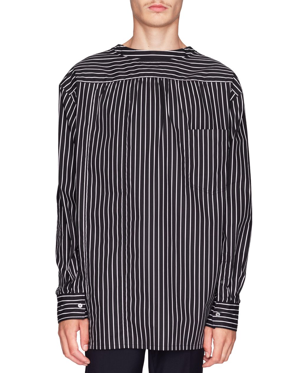 SHIRT-BACK T-SHIRT    - Lanvin