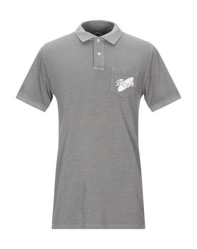 Купить Мужское поло LIU •JO MAN серого цвета