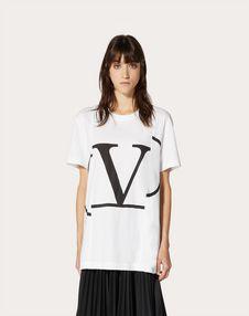 Deconstructed VLOGO T-shirt