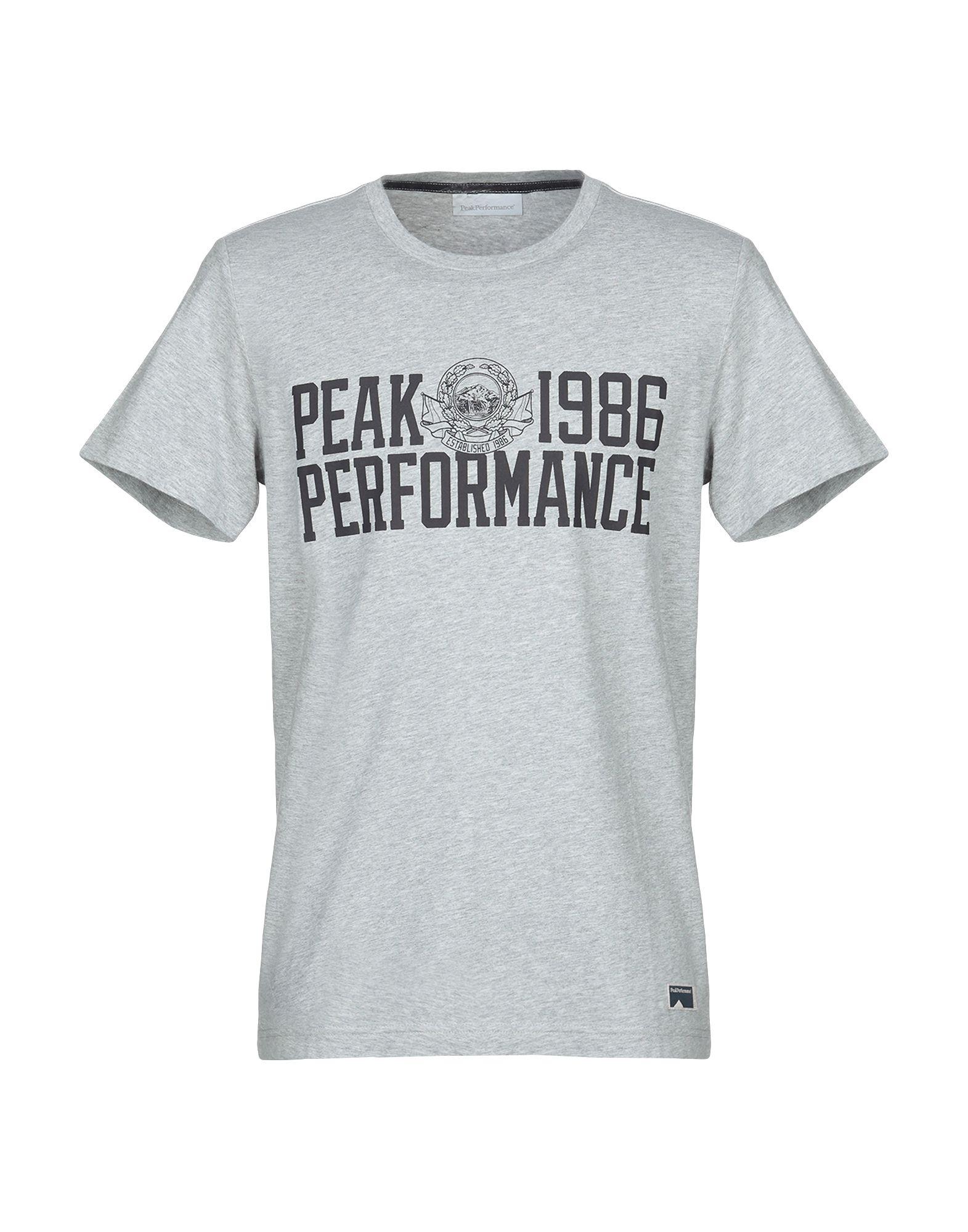 PEAK PERFORMANCE Футболка спортивная футболка peak f612501