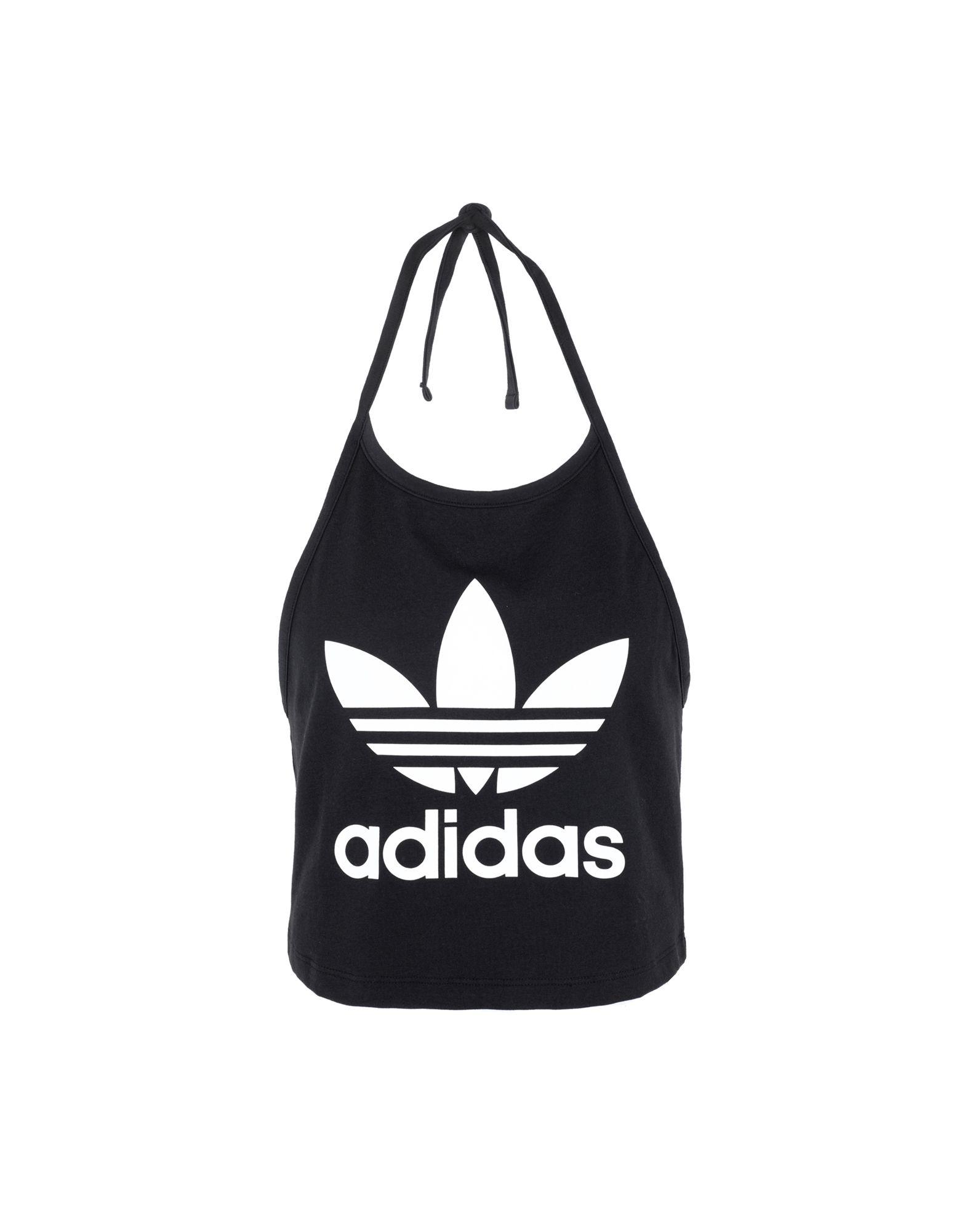 ADIDAS ORIGINALS Топ без рукавов топ спортивный adidas adidas ad002ewfkaq7