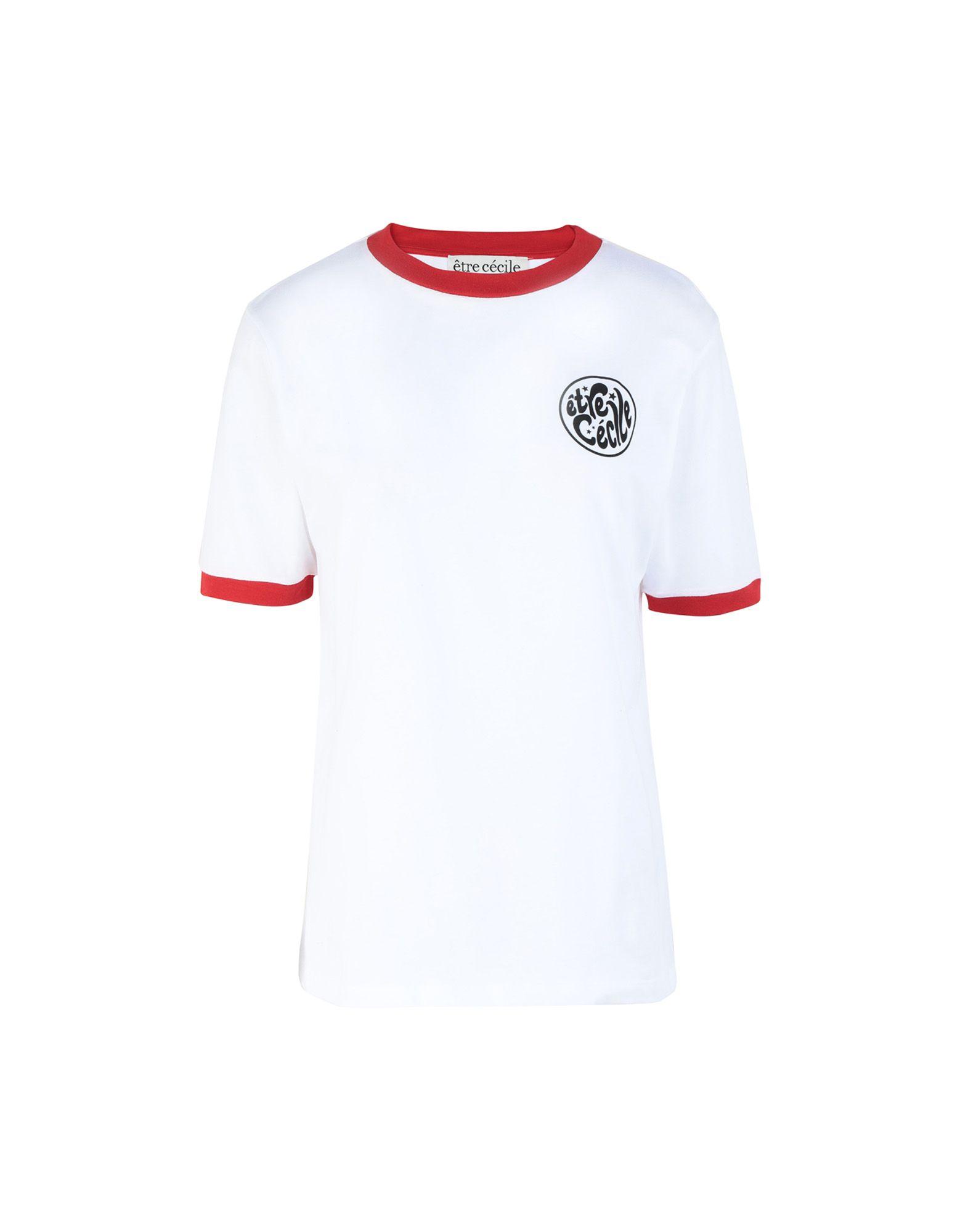 ÊTRE CÉCILE Футболка цены онлайн
