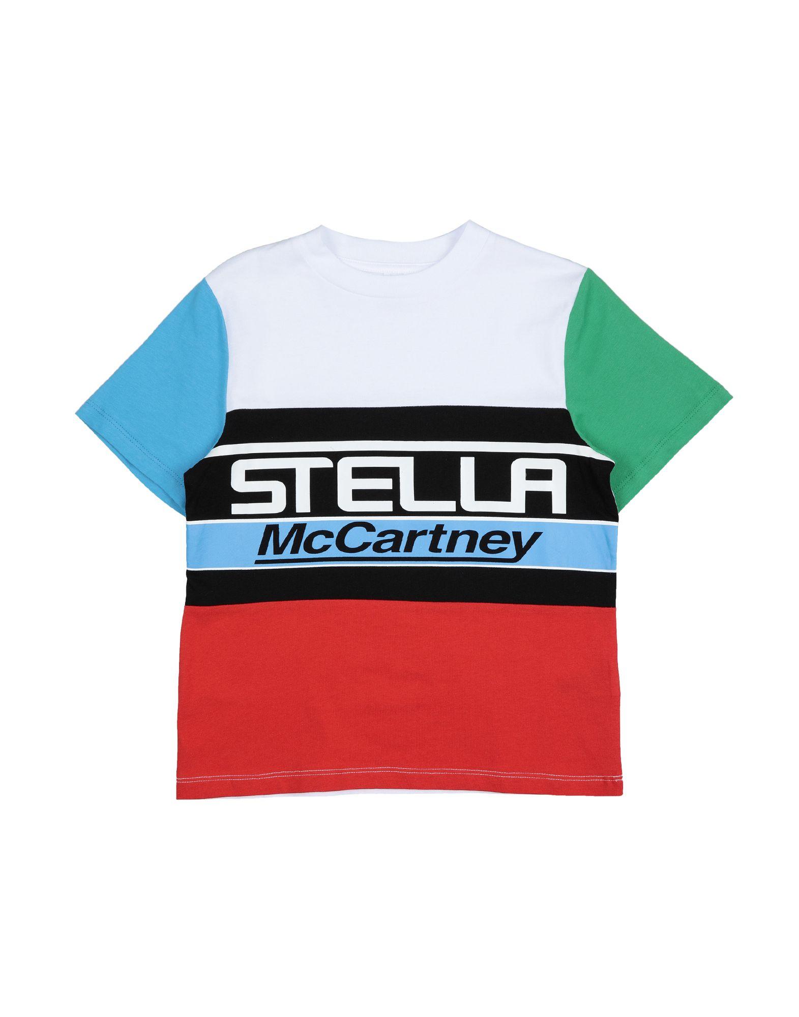 STELLA McCARTNEY KIDS Футболка футболка stella mccartney kids stella mccartney kids st052egavpo9