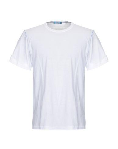 Фото - Женскую футболку BARBATI белого цвета