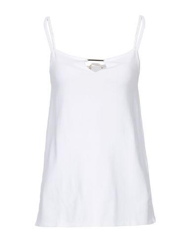 Купить Топ без рукавов от CARLA G. белого цвета