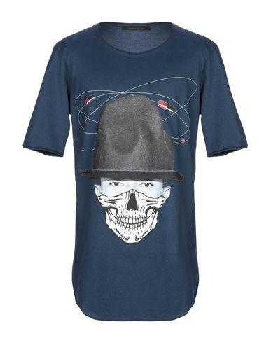 Фото - Женскую футболку BAD SPIRIT синего цвета