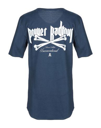 Фото 2 - Женскую футболку BAD SPIRIT синего цвета