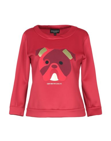 EMPORIO ARMANI TOPWEAR Sweatshirts Women