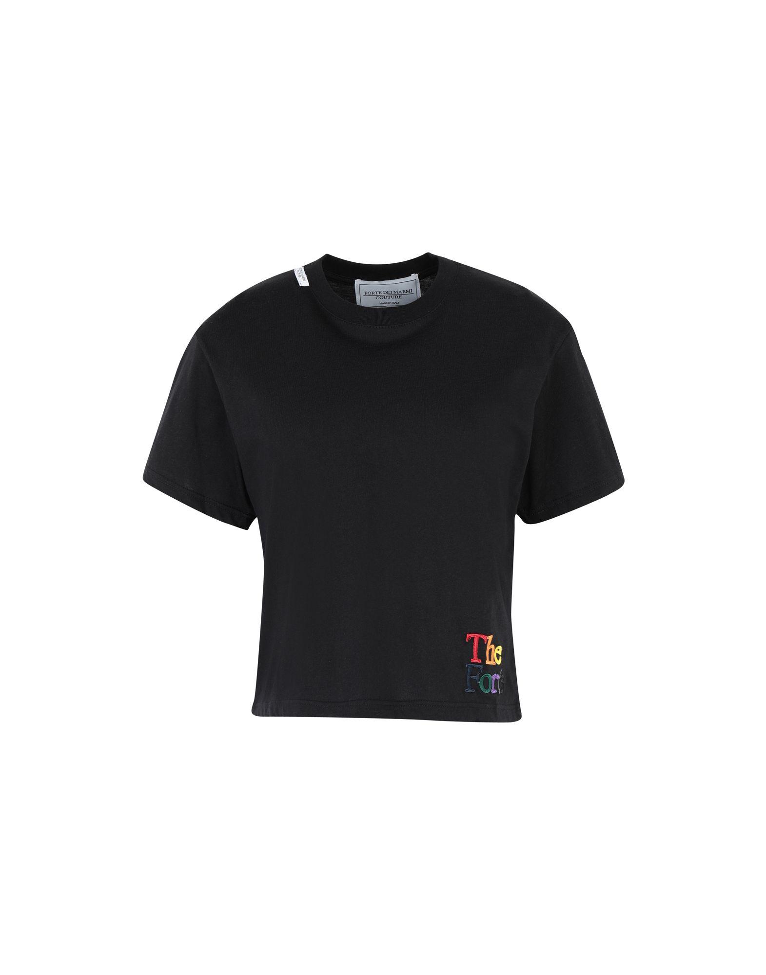 FORTE DEI MARMI COUTURE Футболка fame couture футболка
