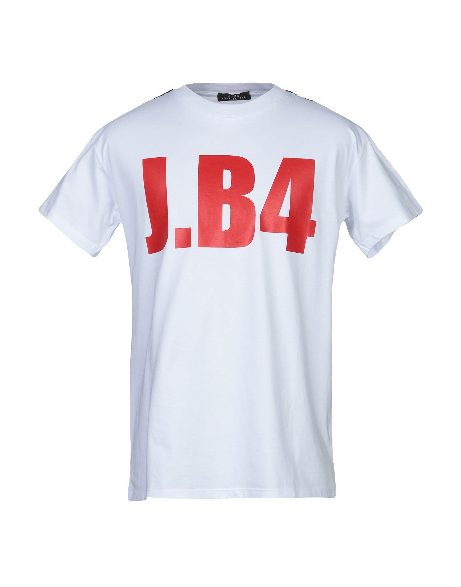 J·B4 JUST BEFORE Футболка p burnell just before dawn