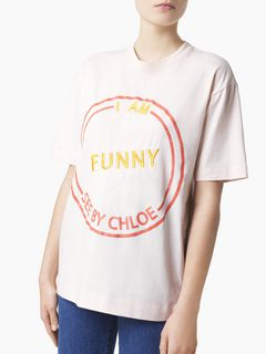 T-shirt See by Chloé en jersey