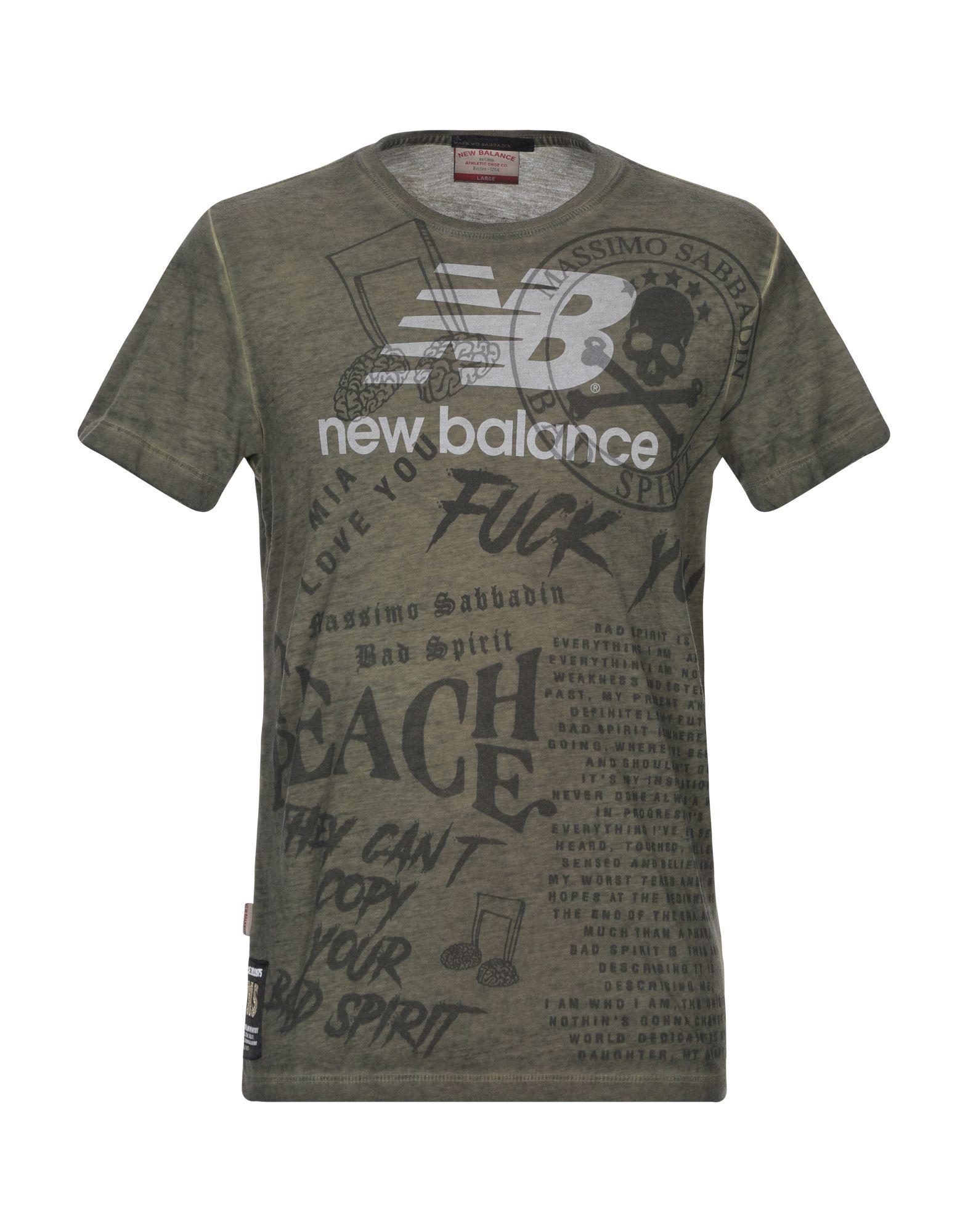 NEW BALANCE x BAD SPIRIT Футболка футболка new balance new balance ne007embpxi4