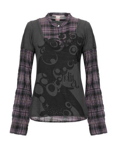 Купить Женскую футболку  фиолетового цвета