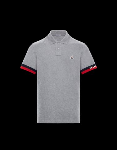 9309d9ee Moncler Men's Polos & T-Shirts | Official Store