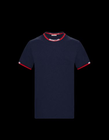 2d6df470 Moncler Men's Polos & T-Shirts | Official Store