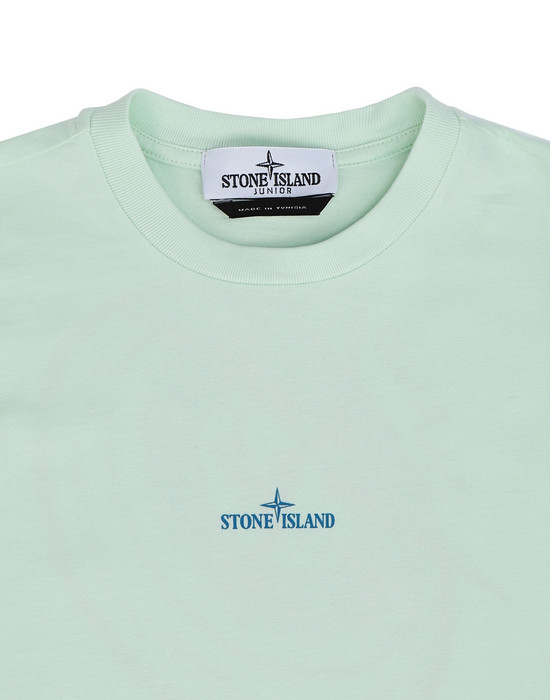 12301022ei - Polo - T-Shirts STONE ISLAND JUNIOR