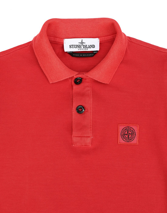 12301023sf - Polo - T-Shirts STONE ISLAND JUNIOR