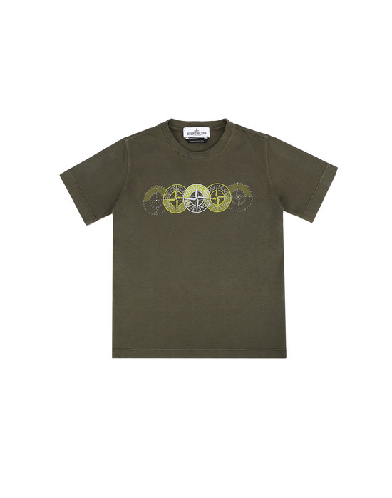 Short sleeve t-shirt 21451 STONE ISLAND JUNIOR - 0