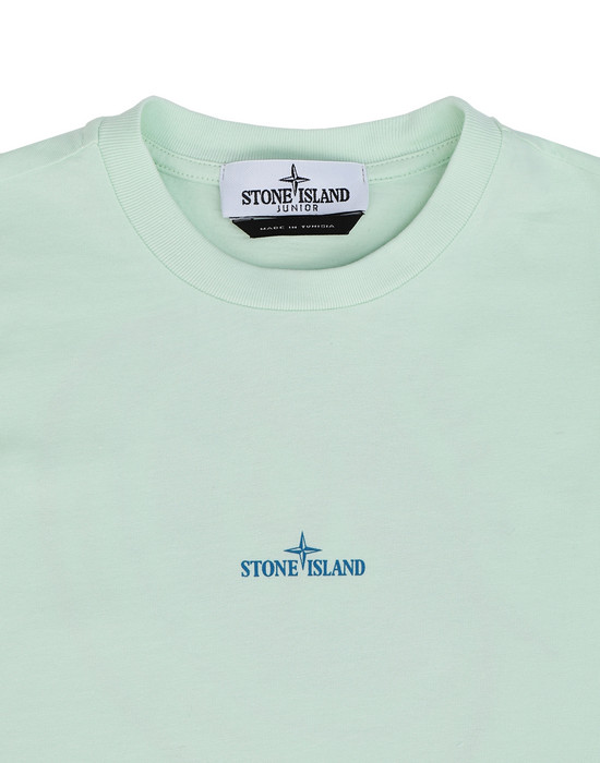 12301026wn - Polo - T-Shirts STONE ISLAND JUNIOR