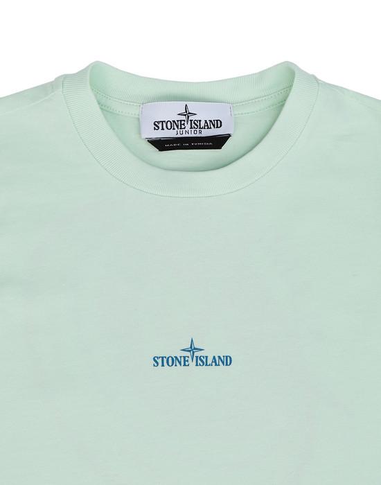 12301026wn - Polo 衫与 T 恤 STONE ISLAND JUNIOR