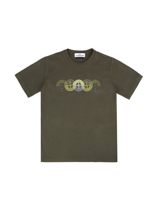 STONE ISLAND JUNIOR Short sleeve t-shirt 21451