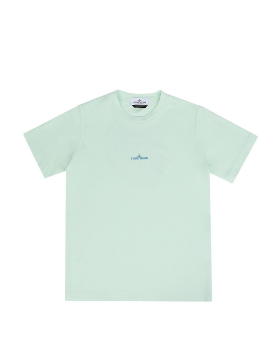 STONE ISLAND JUNIOR Short sleeve t-shirt 21452