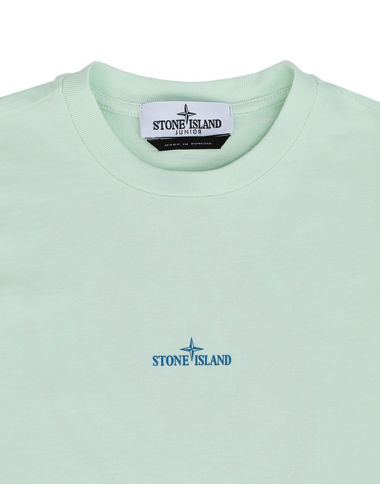 12301029gx - Polo - T-Shirts STONE ISLAND JUNIOR