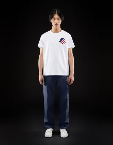 Moncler 新着アイテム Man: Tシャツ