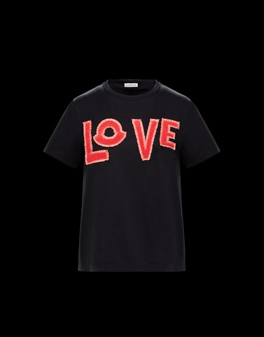 578440a8 Moncler T-SHIRT for Woman, T-shirts | Official Online Store