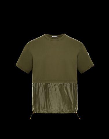 T-SHIRT Military green Category T-shirts