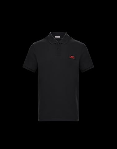 95a79fe3c Moncler Men's Polos & T-Shirts | Official Store