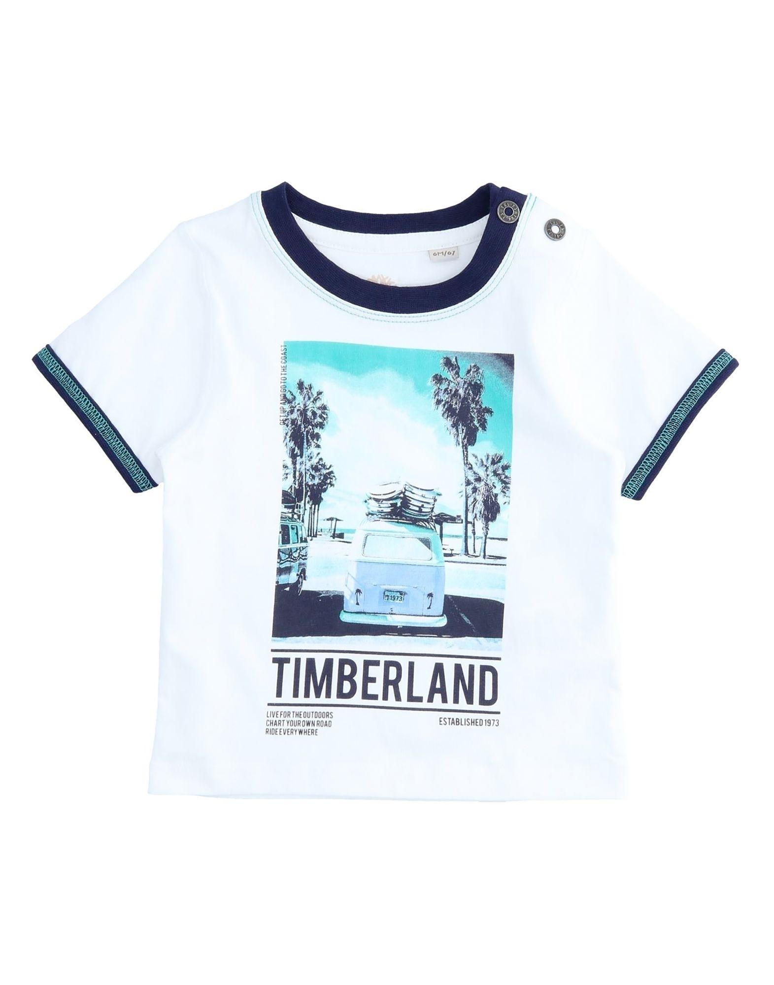 Timberland - Topwear - T-shirts - On Yoox.com