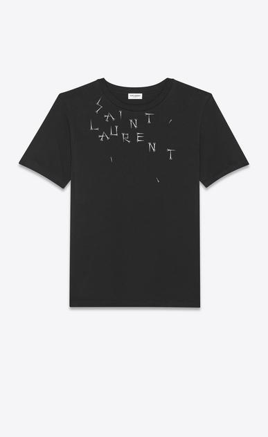 """""""Saint Laurent studs"""" T-shirt"""