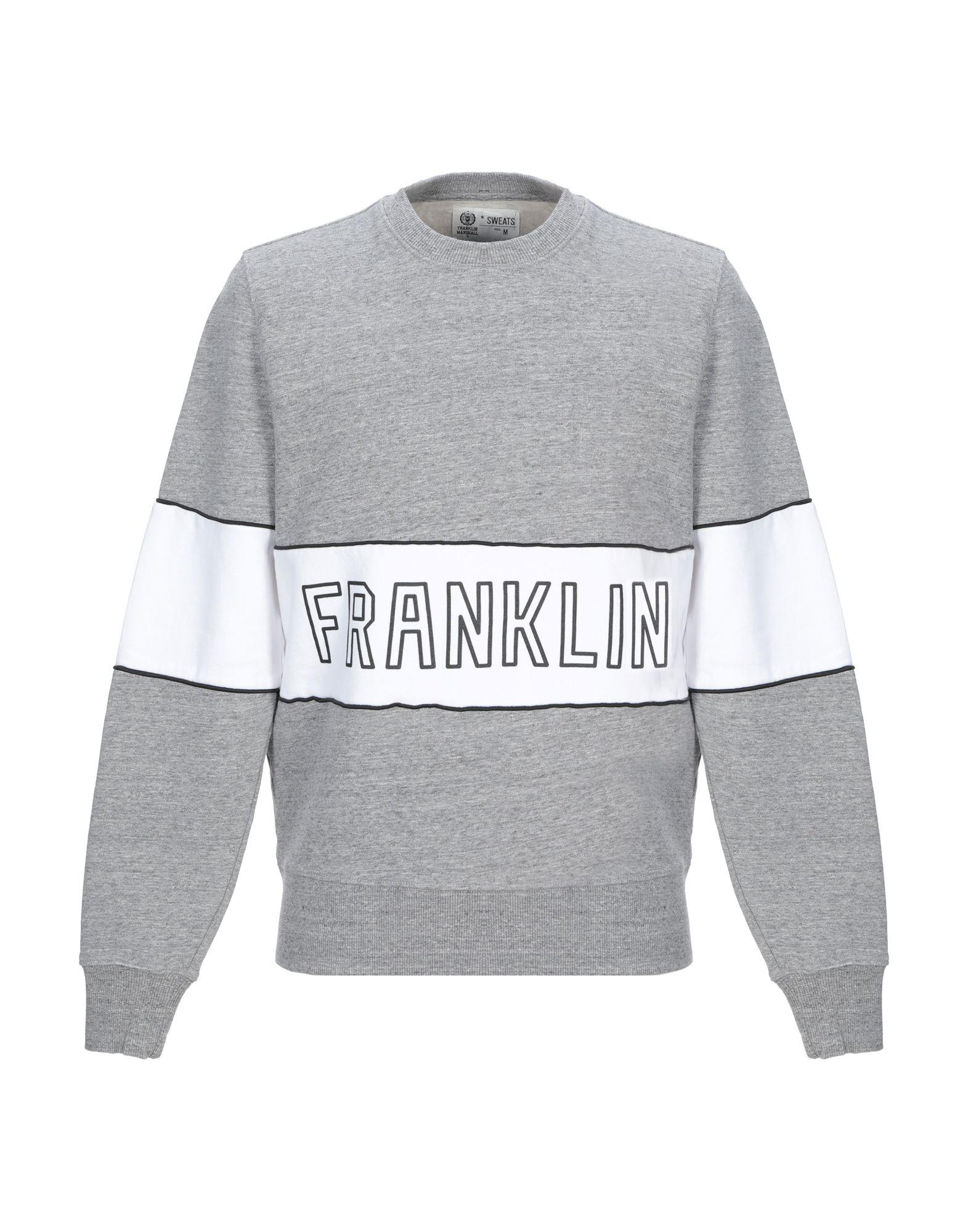 FRANKLIN & MARSHALL Толстовка толстовка fm franklin marshall men hoodies