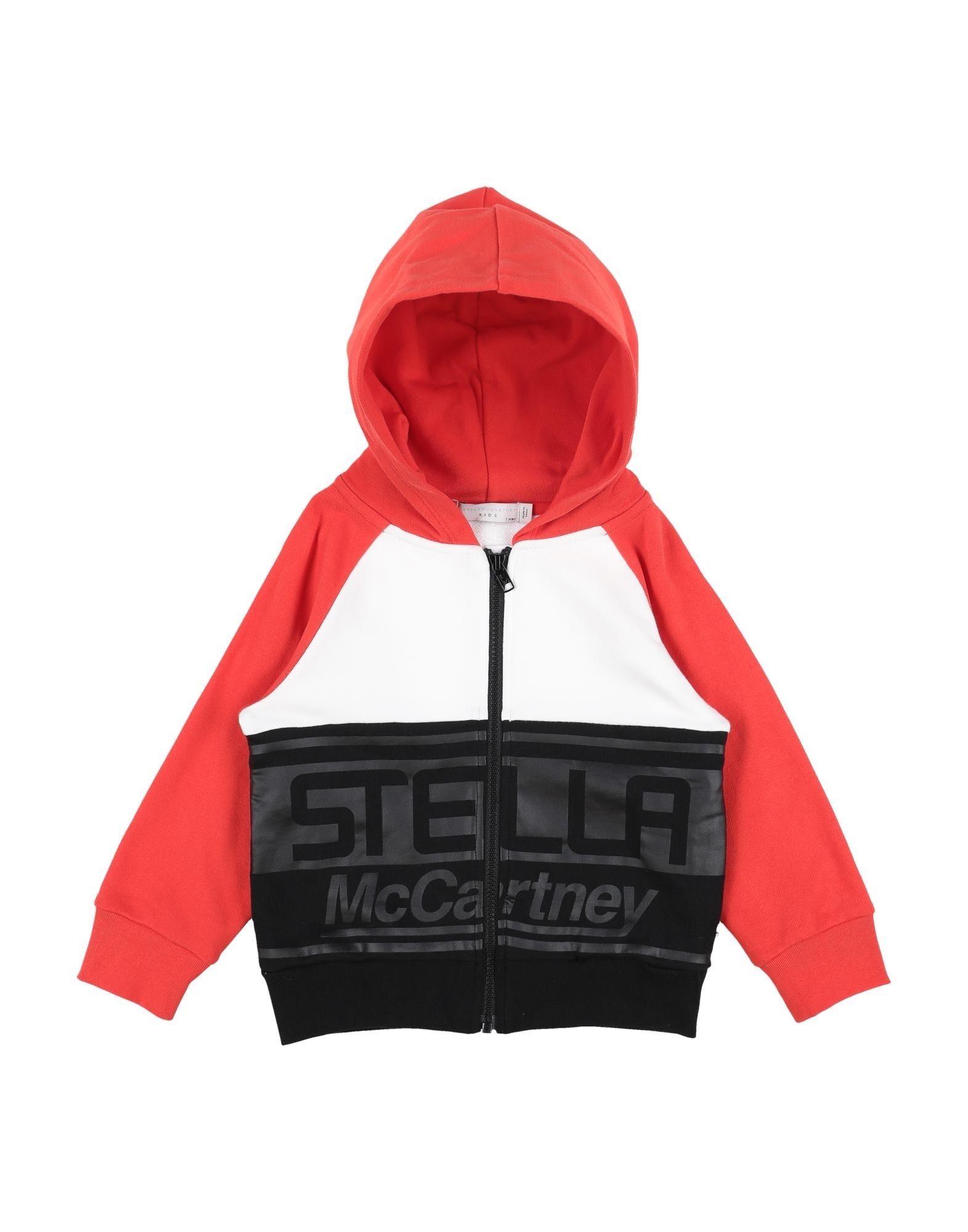 STELLA McCARTNEY KIDS Толстовка свитшот stella mccartney kids stella mccartney kids st052ebavpx5