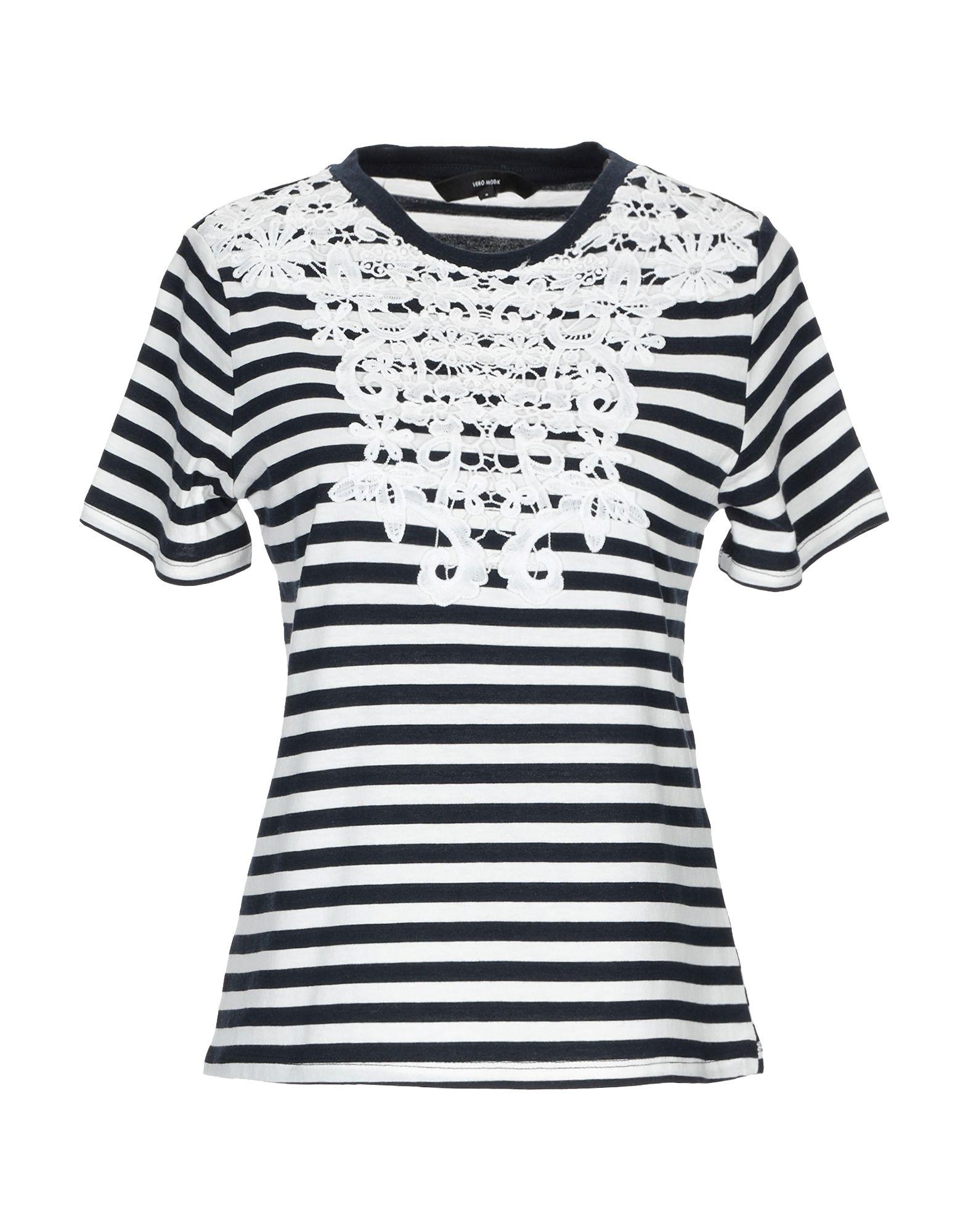 VERO MODA Футболка блуза vero moda vero moda ve389ewcwwx3