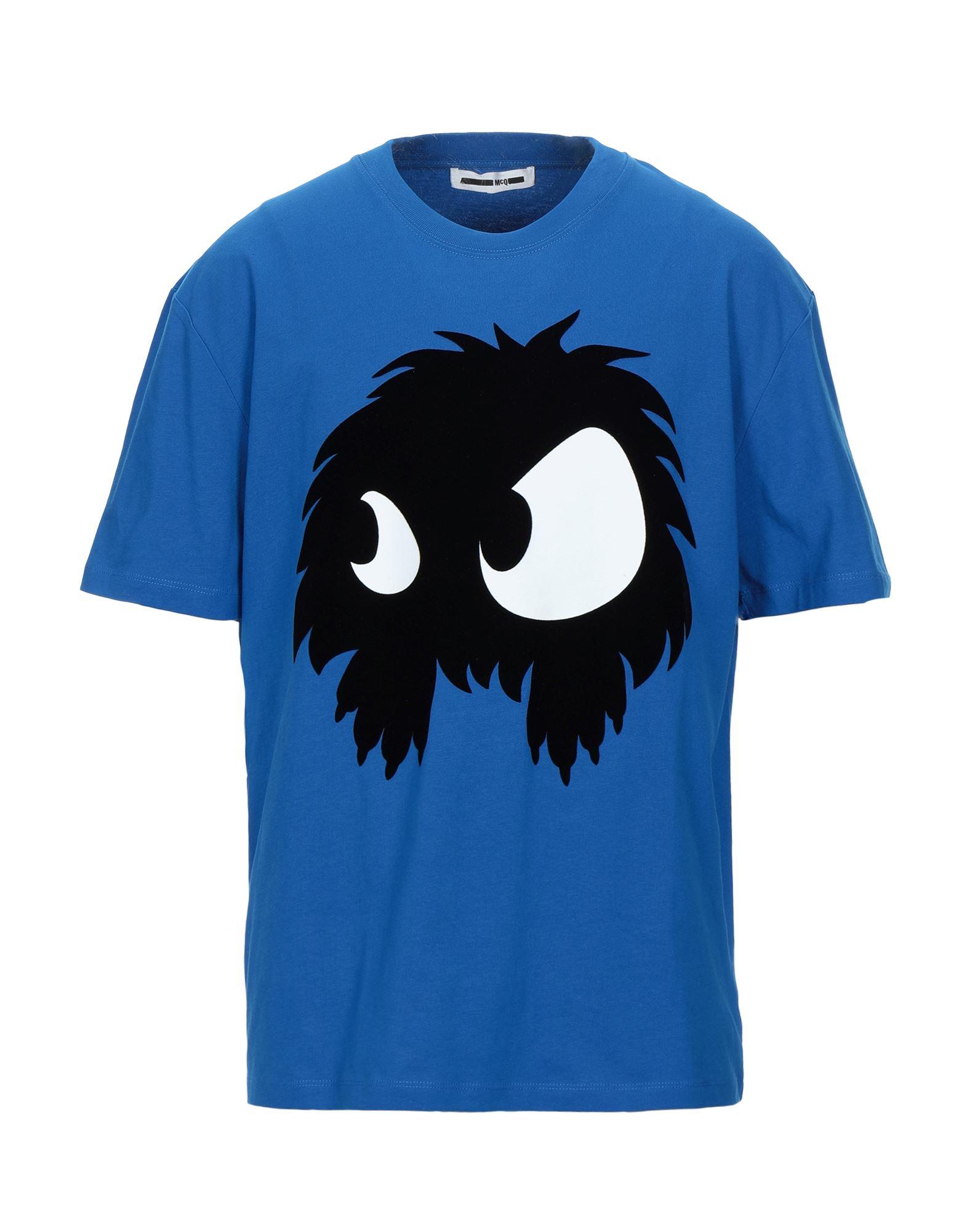 McQ Alexander McQueen Футболка футболка alexander mcqueen 2150871 2015
