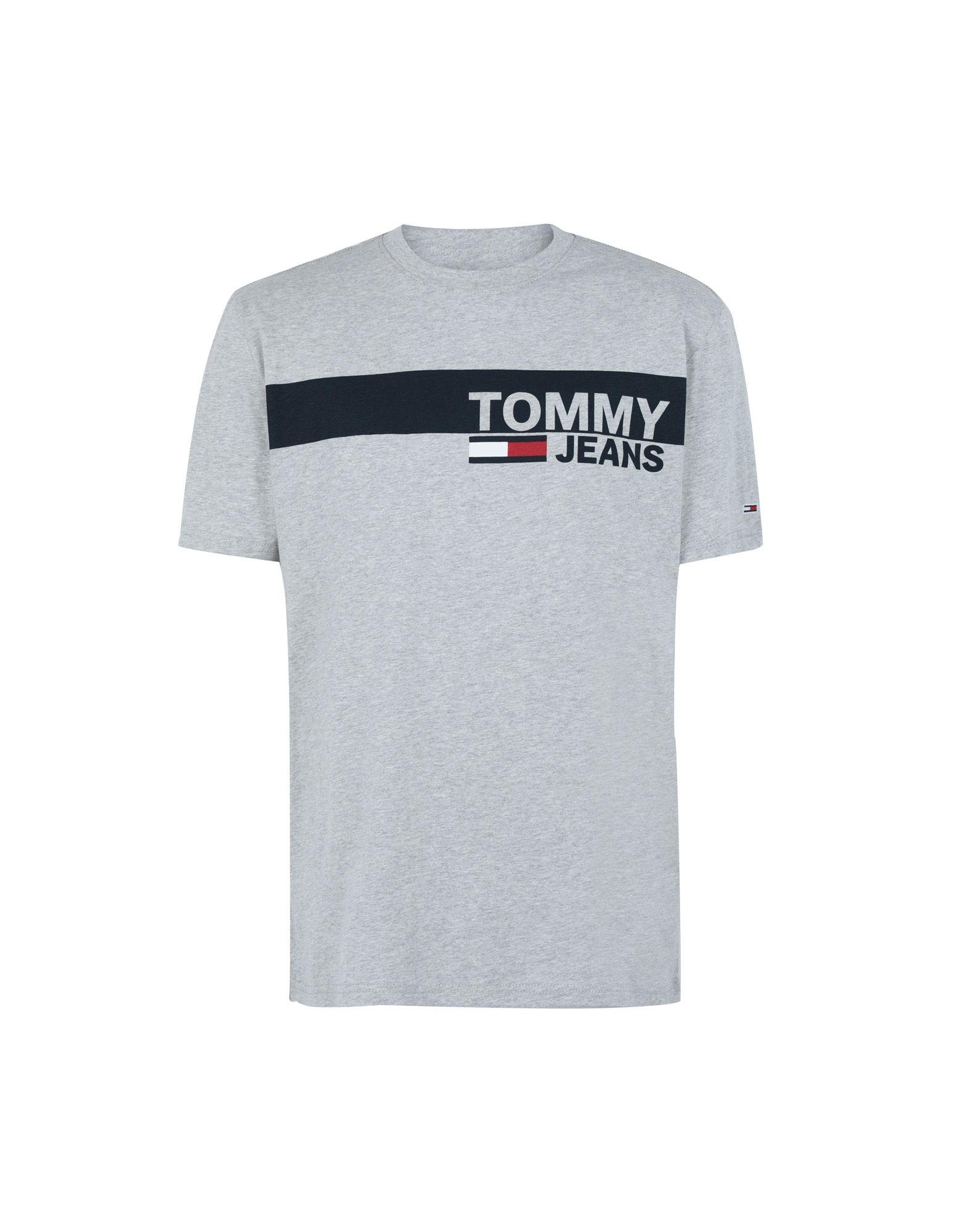 TOMMY JEANS Футболка цена