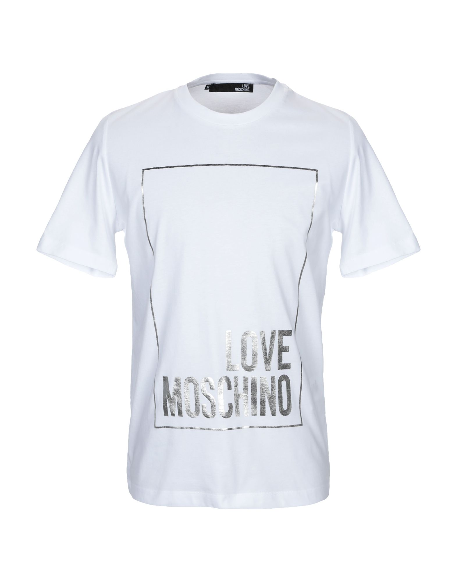 978a2135bd6f8 Love Moschino T-Shirt In White | ModeSens