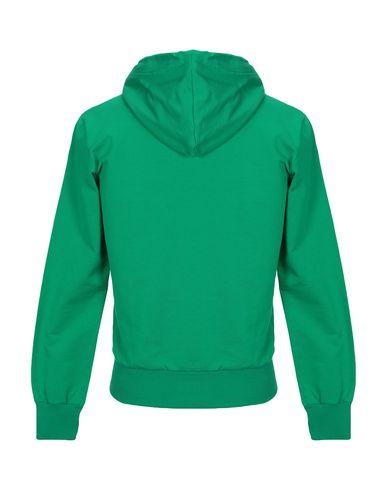 Фото 2 - Мужскую толстовку CARLSBERG зеленого цвета