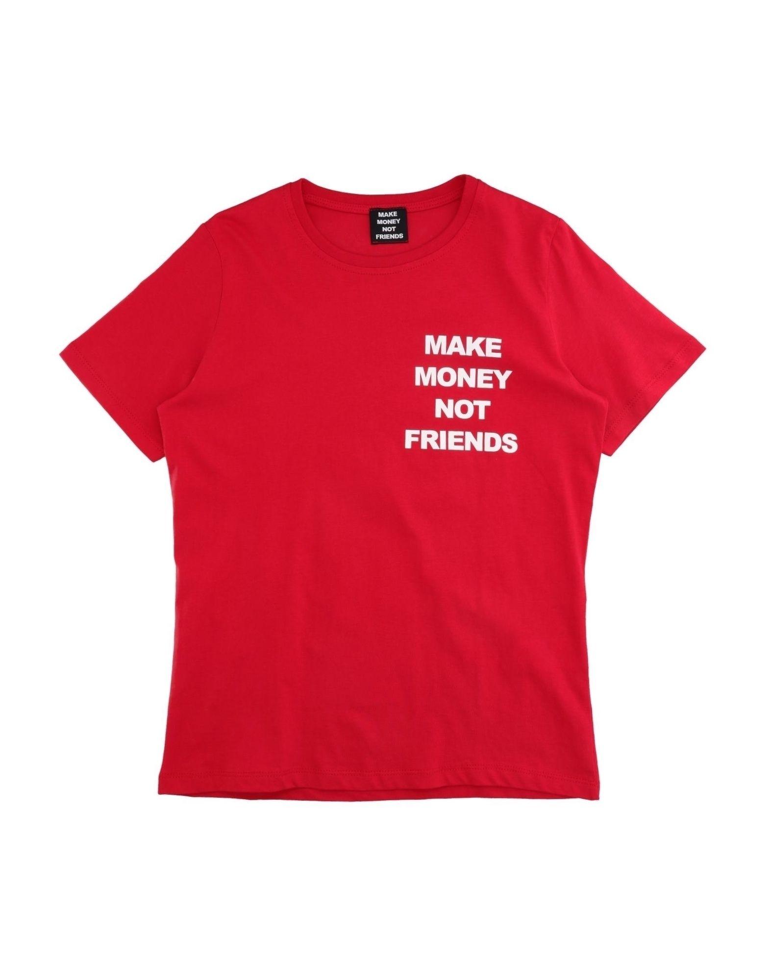MAKE MONEY NOT FRIENDS Футболка make money not friends pубашка