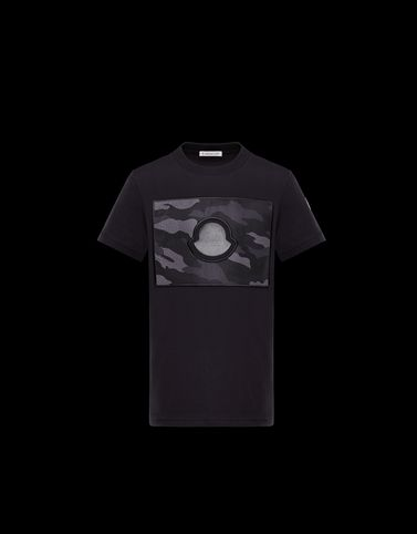 Moncler Junior 8-10 Years - Boy Man: T-SHIRT